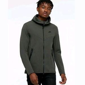 Nike Ns TECH Pack Full Sports Jacket ZIP UP Hoodie